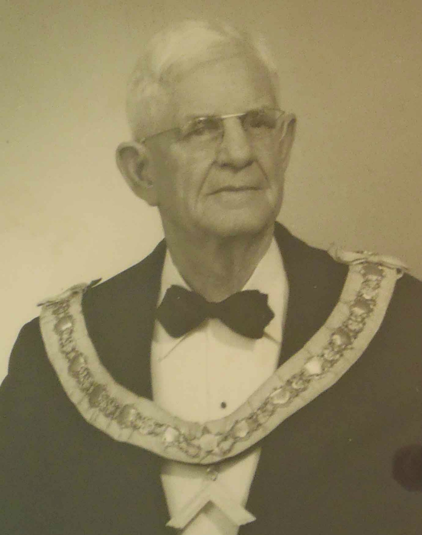 Charles William O'Neill, circa 1958