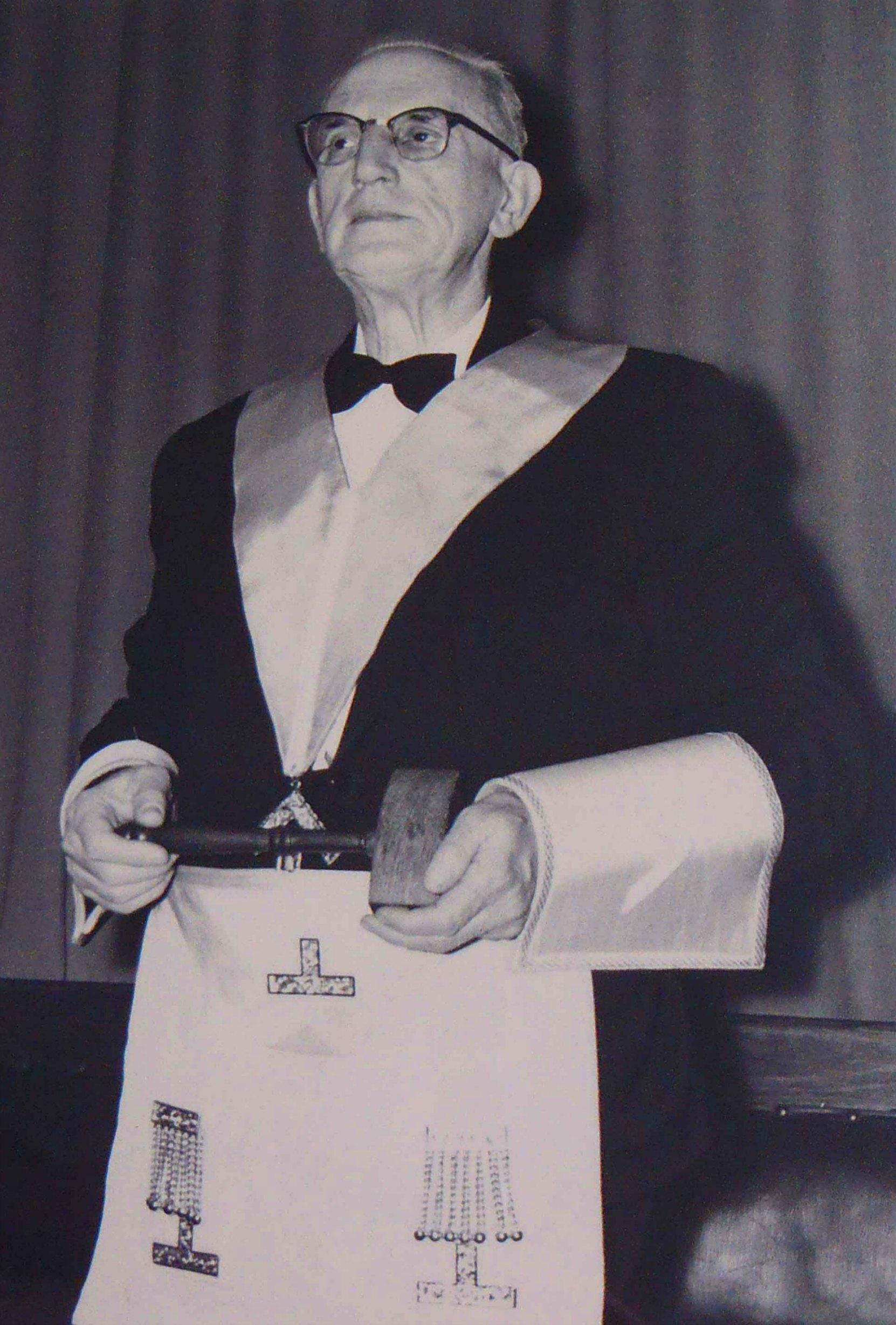 William Bruce Powel, circa 1958